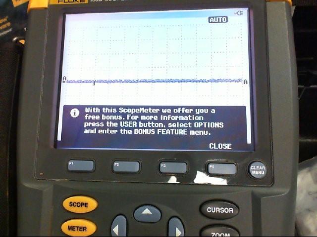 FLUKE Multimeter 199B