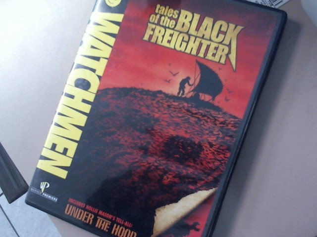 THE WATCHMEN TALES OF THE BLACK FREIGHTER