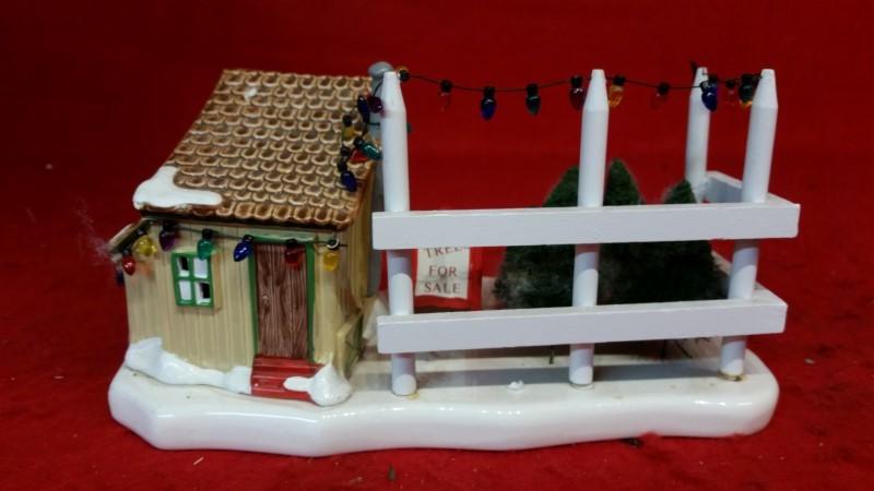 Dept 56 The Original Snow Village Tree Lot Accessory Trees For Sale #5138-1