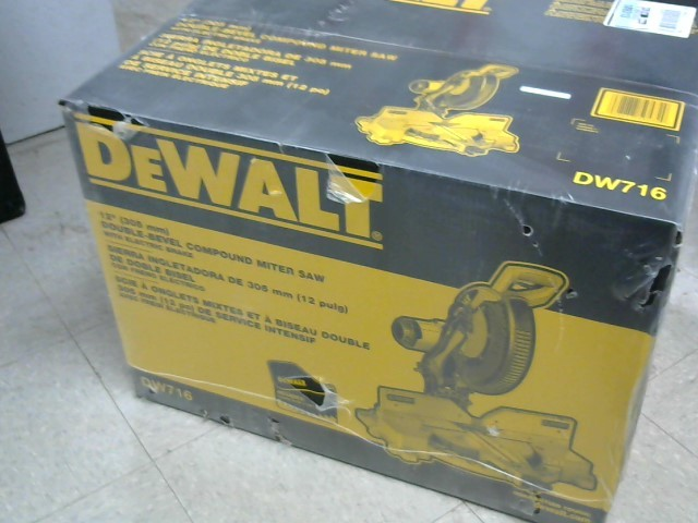 DEWALT Miter Saw DW716