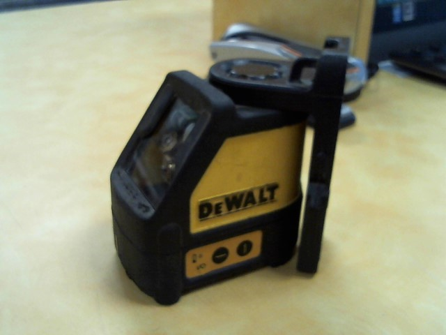 DEWALT Laser Level DW087