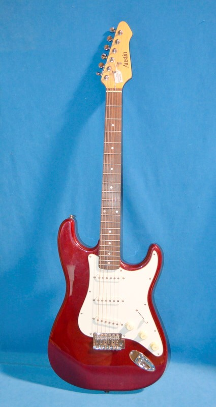 AUSTIN GUITARS Electric Guitar STRAT COPY