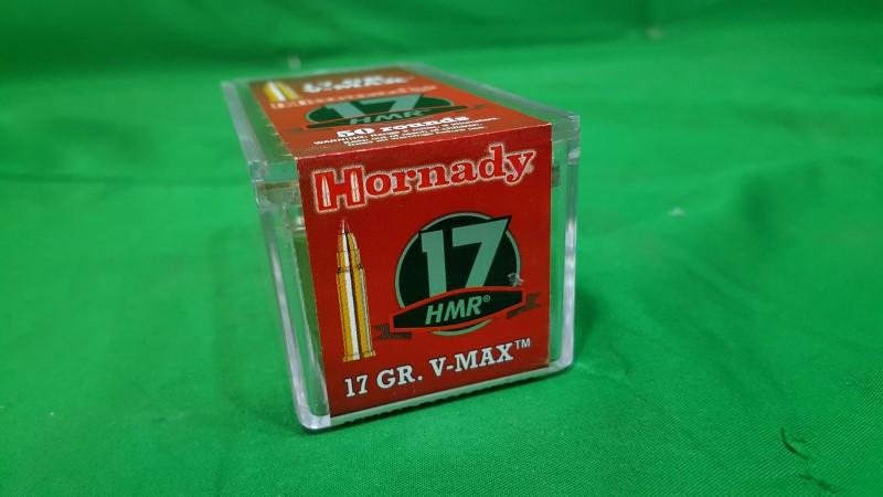 HORNADY Ammunition 17HMR VMAX