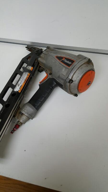 Paslode F350S Power Framer 30 Degree Framing Air Nailer, Nail Gun