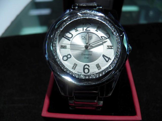 BURGI Lady's Wristwatch BUR132SS