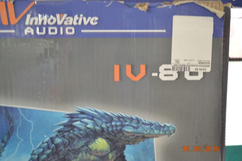 INNOVATIVE TECHNOLOGY Home Theatre Misc. Equipment IV-80 A