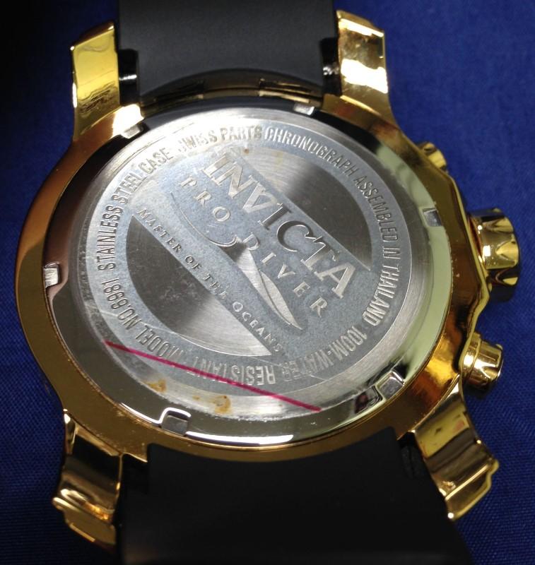 INVICTA Gent's Wristwatch PRO DIVER 6981