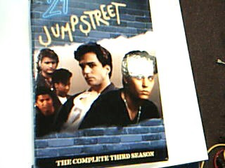 21 JUMPSTREET SEASON 3 DVD