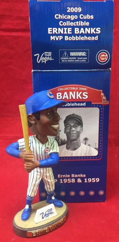 ERNIE BANKS Sports Memorabilia SPORTS FRAME
