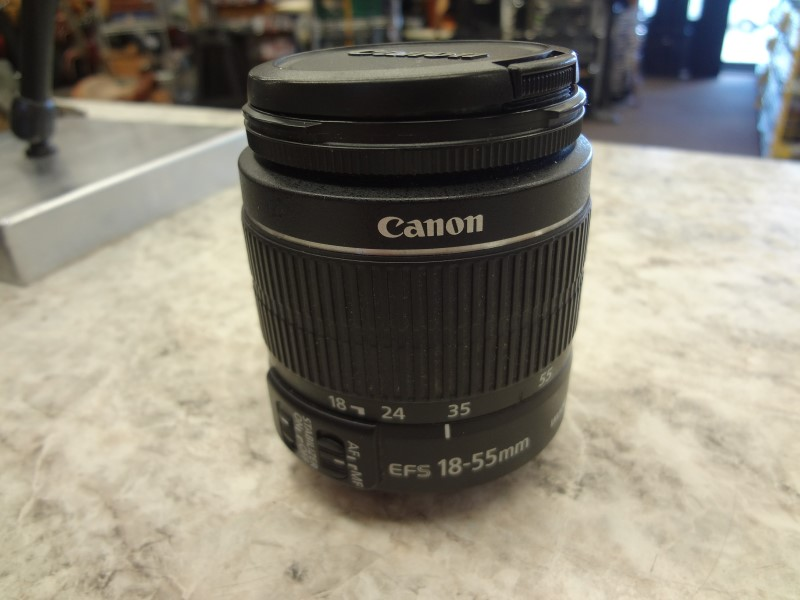 CANON LENS 18-55MM AF NOT WORKING