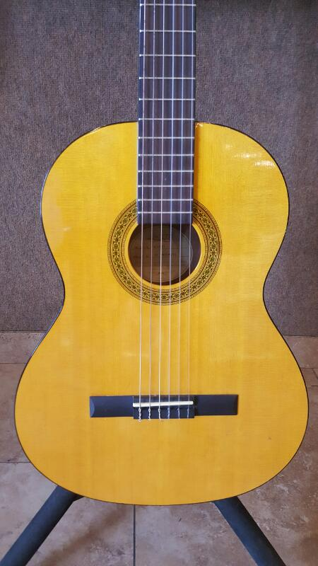 LUCERO Acoustic Guitar LC-100