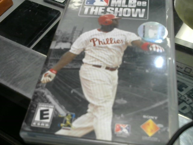 SONY Sony PSP Game MLB 08 THE SHOW PSP