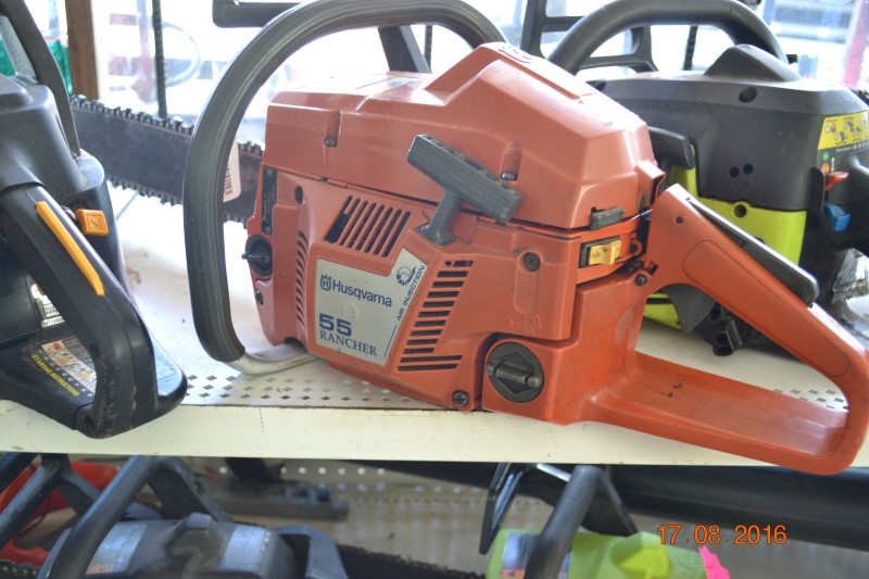 HUSQVARNA Chainsaw 55 RANCHER
