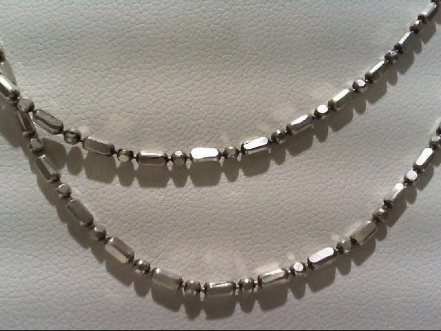 Silver Fashion Chain 925 Silver 7.3g