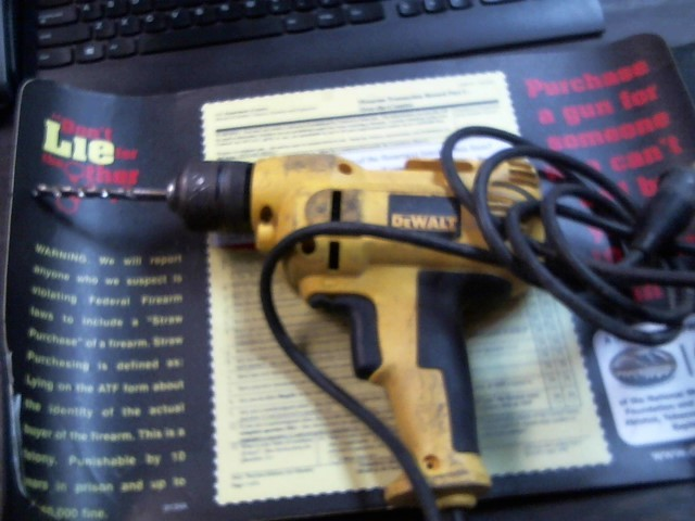 DEWALT Corded Drill DWD115