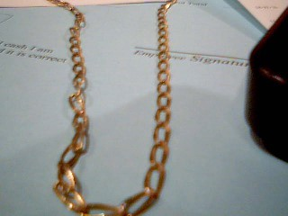 Gold Chain 14K Yellow Gold 7.6g
