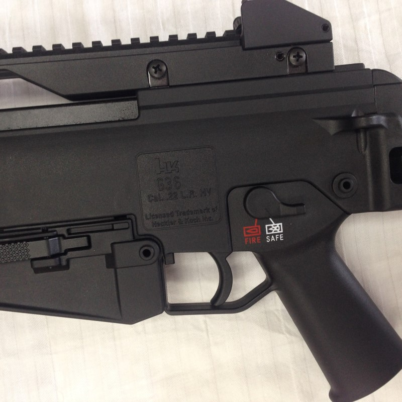 WALTHER ARMS Rifle HK G36 .22LR
