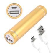 PORTABLE POWER BANK EXTERNAL 2600MAH MOBILE USB BATTERY CHARGER FOR PORTABLE POW