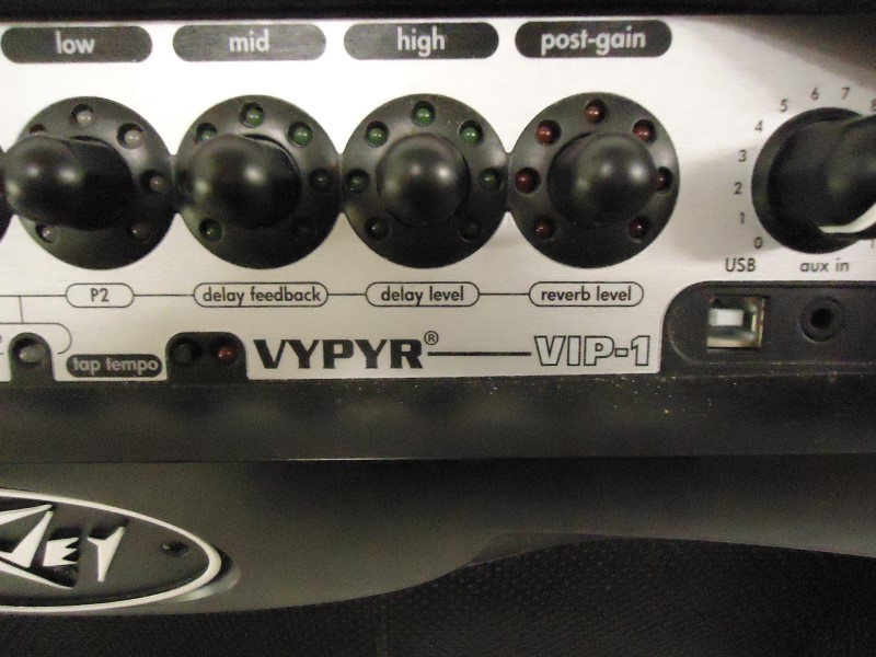 PEAVEY Electric Guitar Amp VYPYR VIP 1