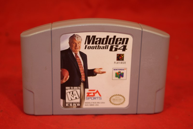 Madden NFL 99 - Nintendo 64 Game Cartridge Only