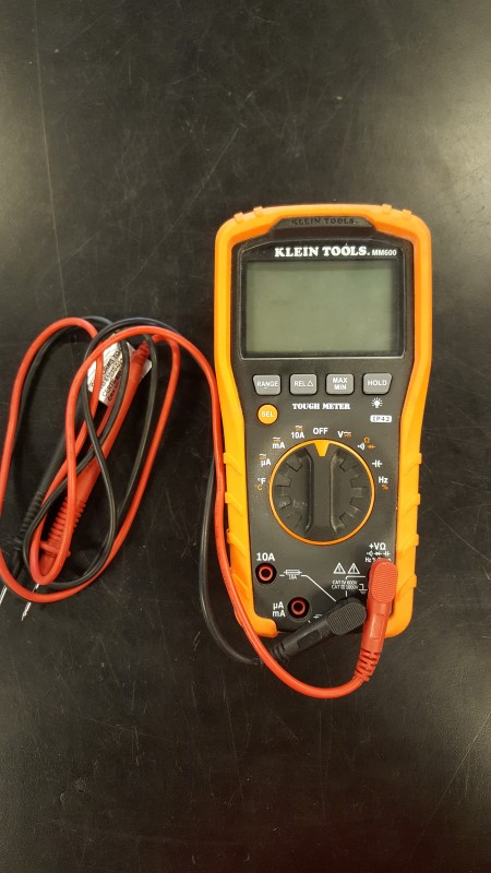 KLEIN TOOLS Multimeter MM600