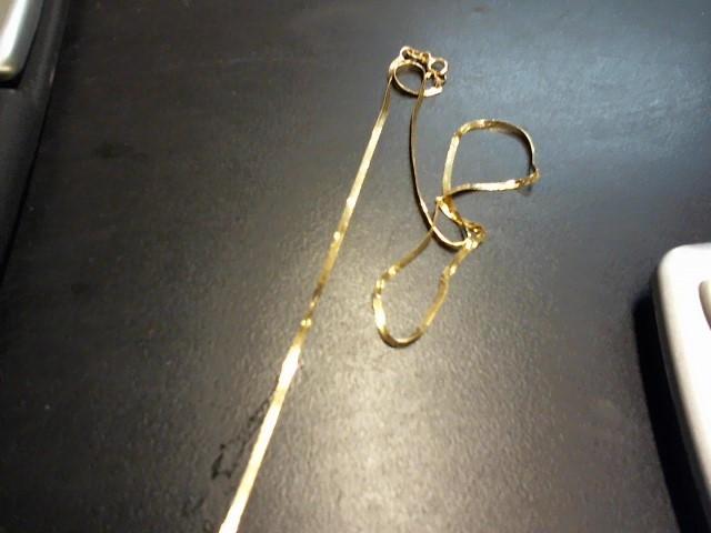 Gold-Scrap 10K Yellow Gold 1.2g