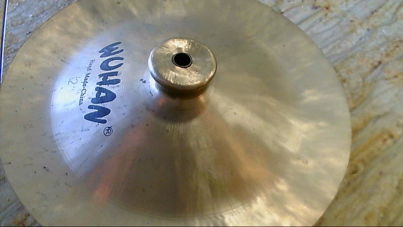 "Wuhan Cymbal 12"" China"