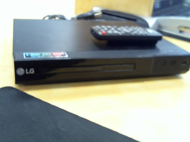 LG DVD Player DP132