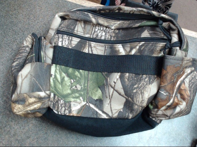 Outdoor Sports CAMO HUNTING BAG