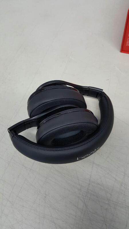Beats by Dr. Dre Executive Headband Headphones - Black