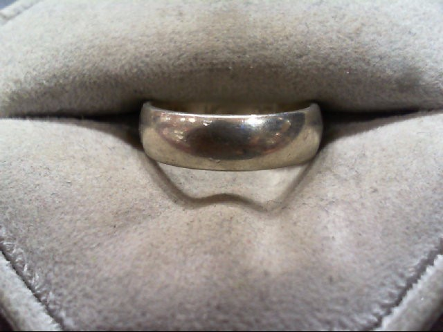Lady's Silver Wedding Band 925 Silver 3.6g