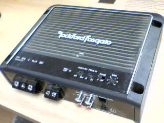 ROCKFORD FOSGATE Car Amplifier PRIME R500X1D