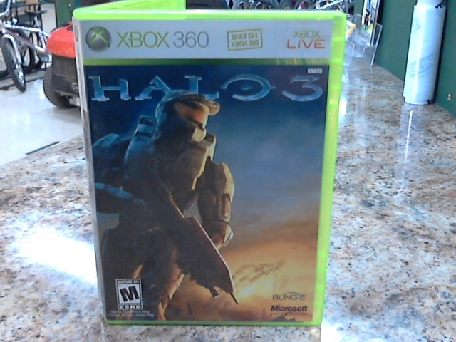 MICROSOFT Microsoft XBOX 360 Game HALO 3 - XBOX 360