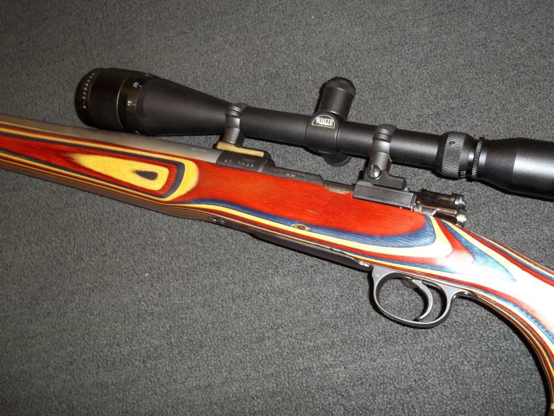 MAUSER FIREARMS RIFLE CUSTOM