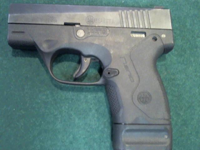 BERETTA Pistol BU9 NANO