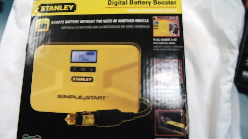 STANLEY SIMPLE START Portable Car Battery Starter
