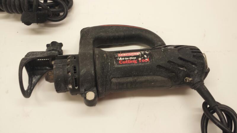 Craftsman AC Rotary Trim-Cutter