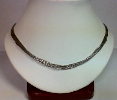"20"" Silver Chain 925 Silver 10.6g"