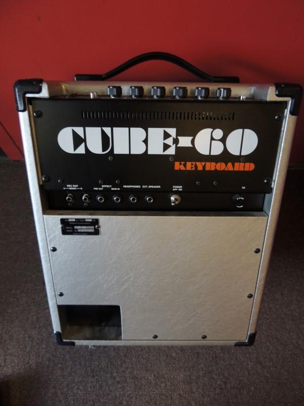 Roland Cube 60 Keyboard Amplifier w/ Effects