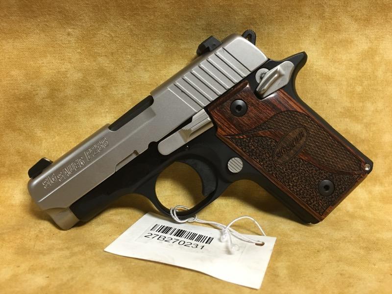 SIG SAUER Pistol 238-380-SAS