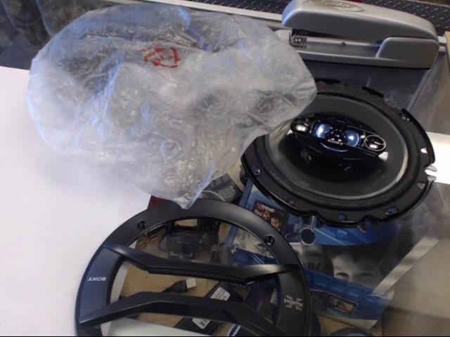 SONY Car Speakers/Speaker System XS-R1645