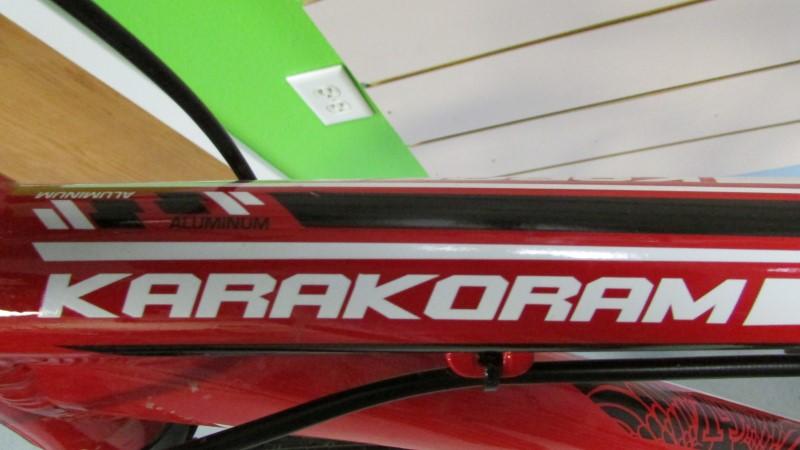 GT BIKES Mountain Bicycle KARAKORAM