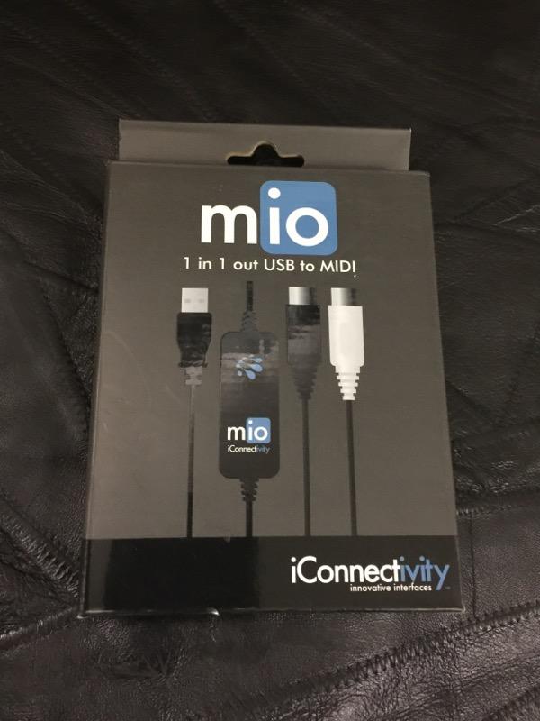ICONNECTIVITY MIDI1
