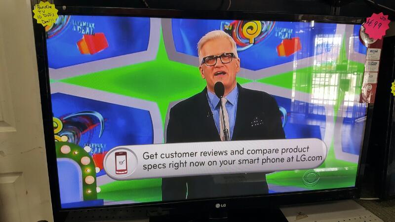 LG 50PZ550    COLOR TV