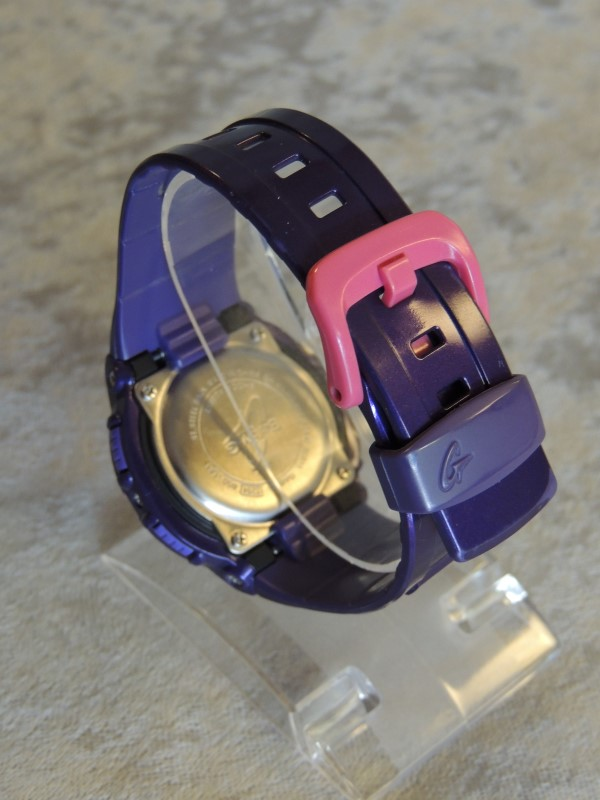 Casio BABY G Shock 3254 Ladies Purple Pink Watch