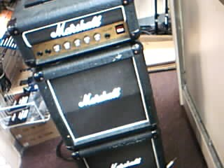 MARSHALL Model 3005 Head Lead 12 MICRO STACK Amp Cabinet