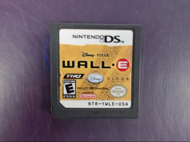 NINTENDO DS WALL.E