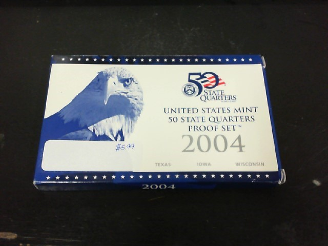 UNITED STATES Mint Set 2004 MINT PROOF SET