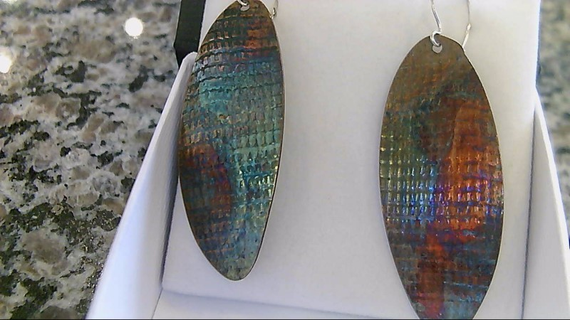 Earrings Copper 7g