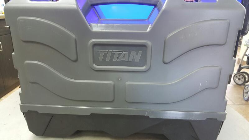 TITAN Airless Sprayer FLEXSPRAY HANDHELD